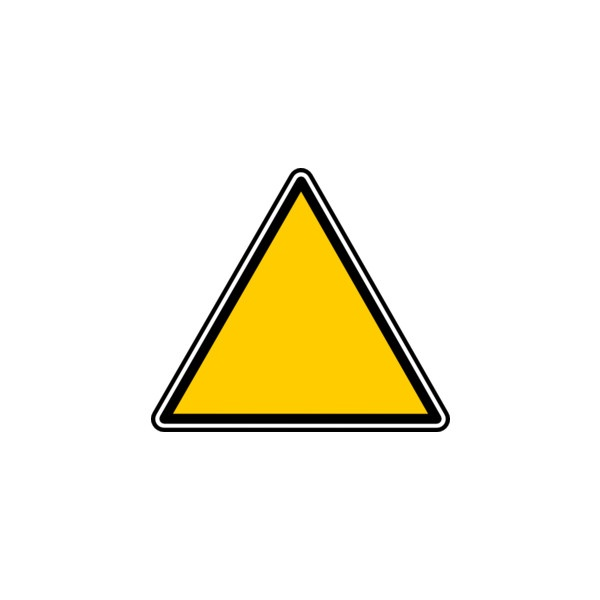 Caution Signs Clipart