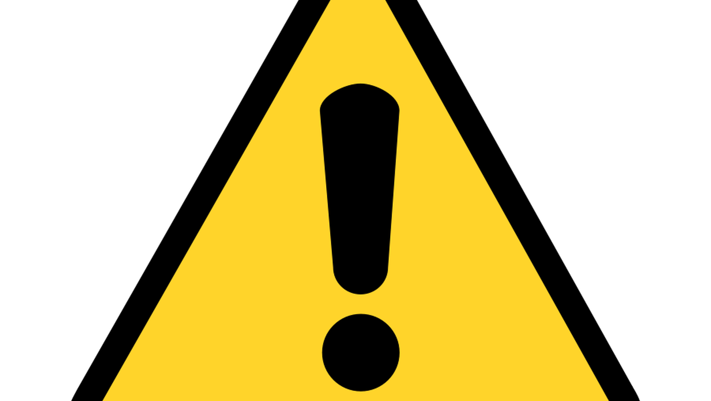 Caution Signs Clipart | Free download best Caution Signs