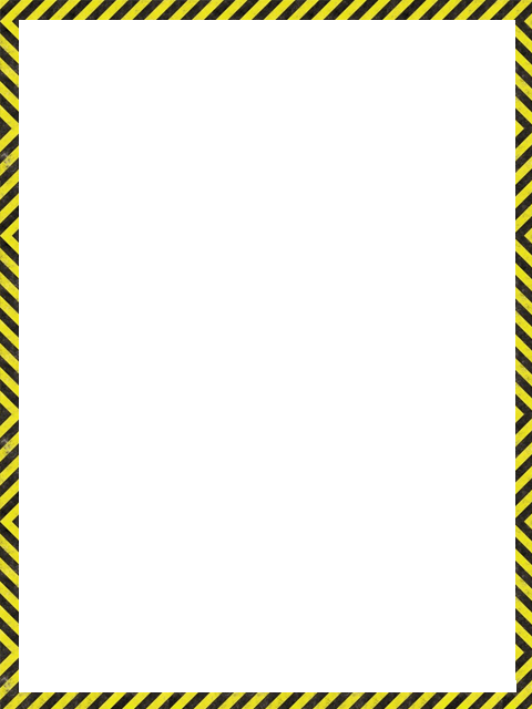 480x640 26 Images Of Safety Border Template