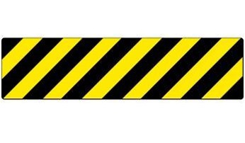 346x202 Construction Tape Border Clipart
