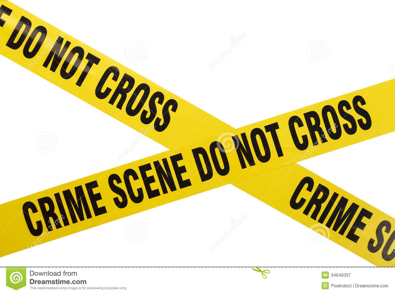1300x970 Crime Scene Tape Clipart