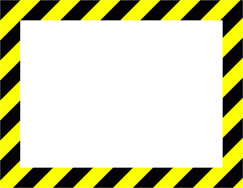 932x720 Graphics For Caution Tape Border Graphics