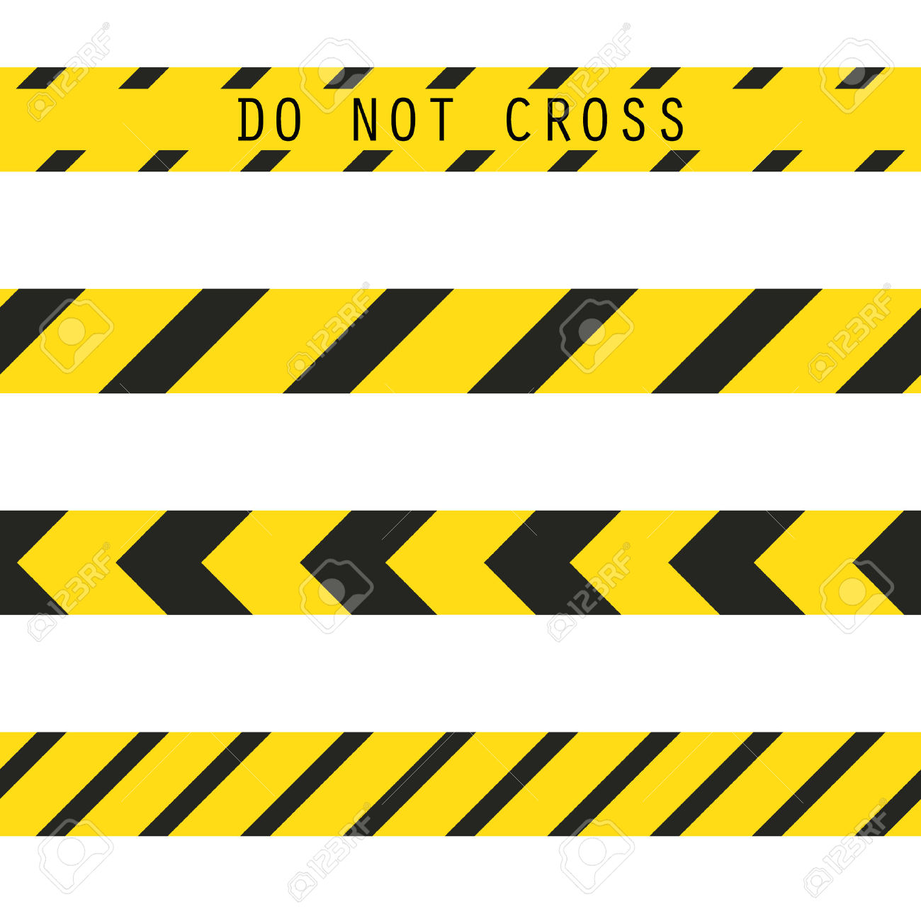 1300x1300 Barrier Clipart Police Tape