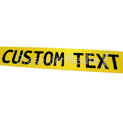 400x400 Caution Tape Clip Art