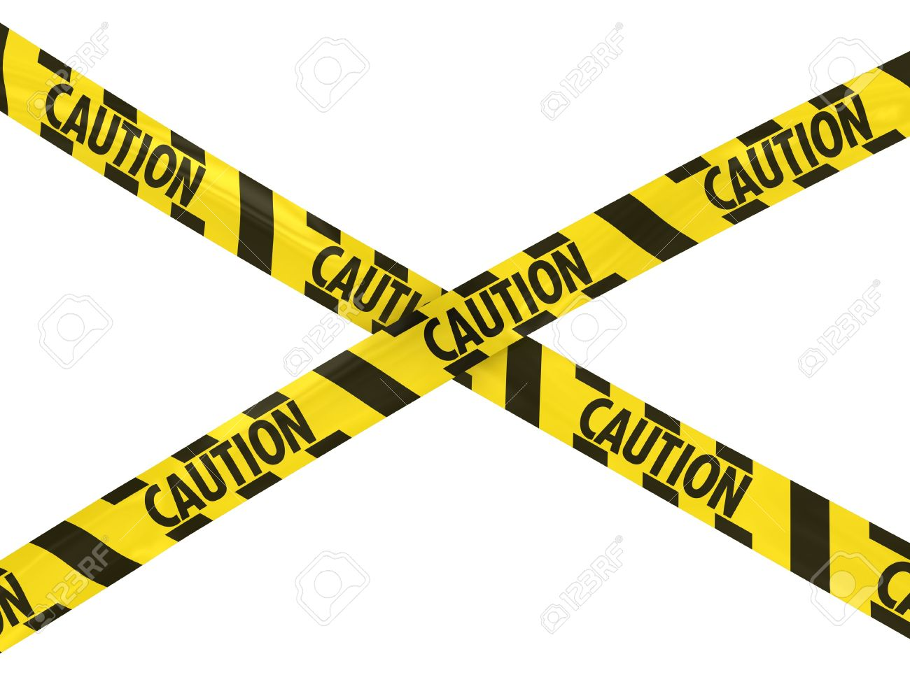 1300x975 Caution Tape Clip Art