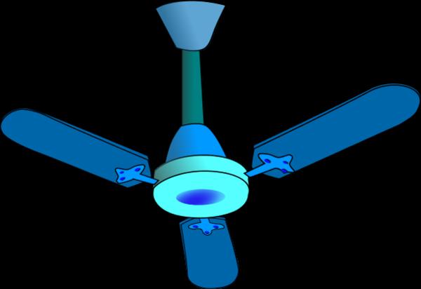 600x412 Ceiling Fan Clipart 4 Nice Clip Art