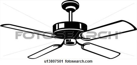 450x214 Fans Clipart Ceilling