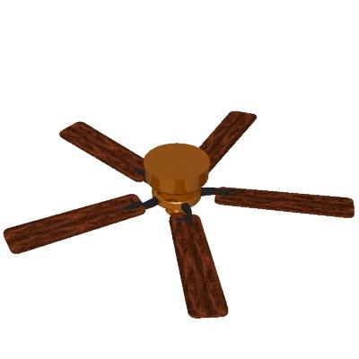 400x400 Best Ceiling Fan Clipart