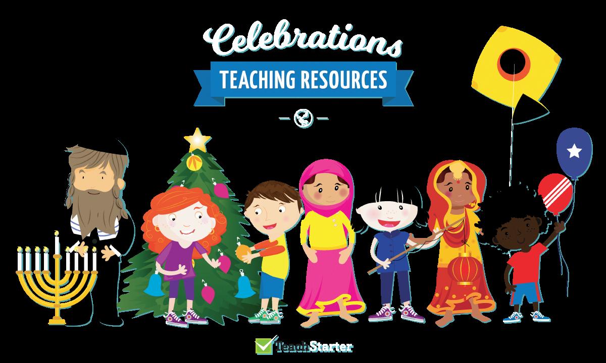 1200x720 Celebrations Resource Collection Teach Starter