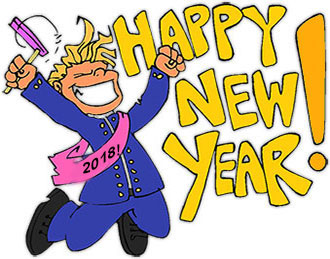 330x259 Free New Year Clipart