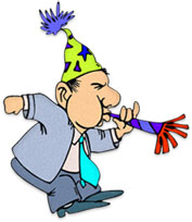 177x204 Free New Year Clipart