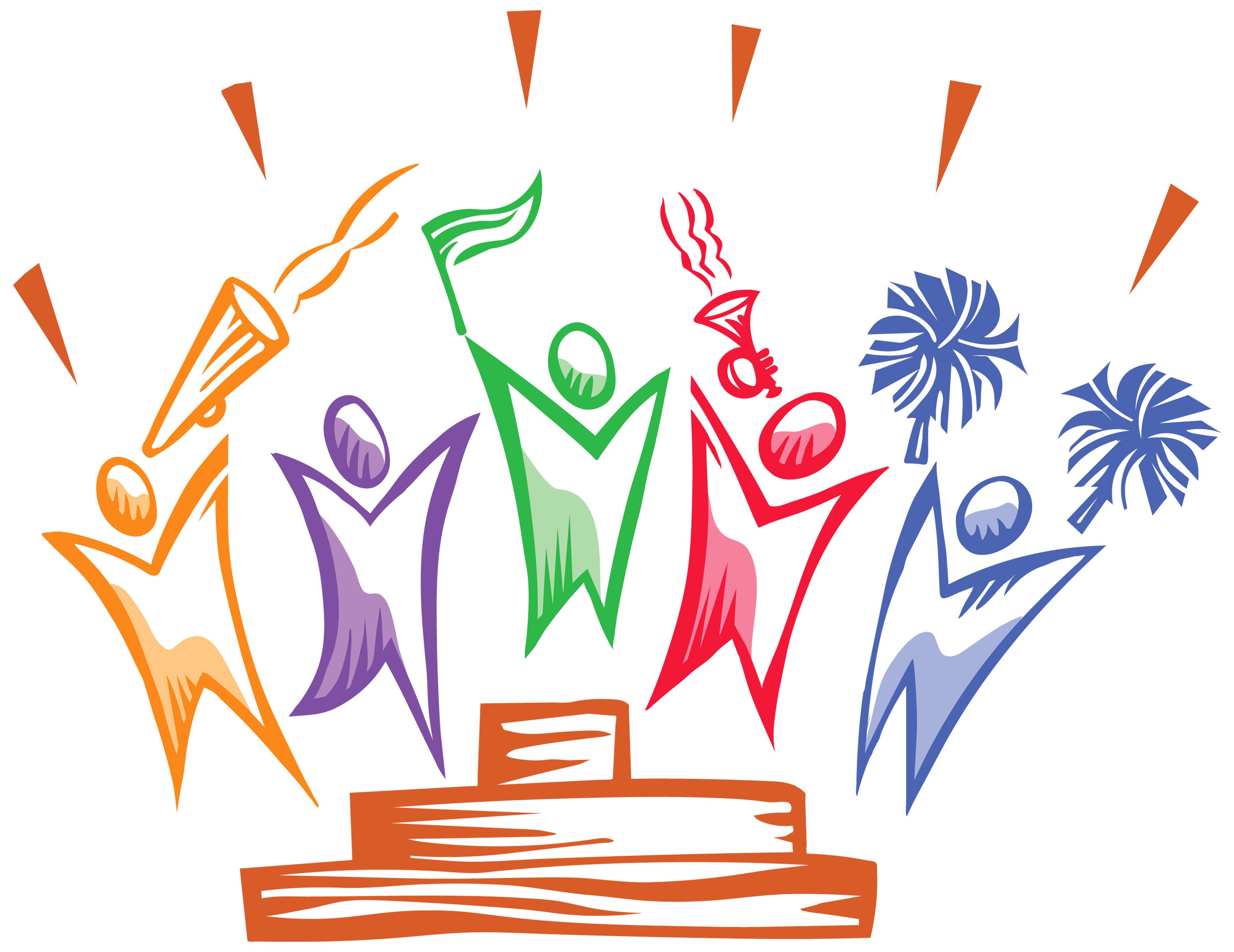 3000x2315 Team Celebration Clipart A Team Of Celebrate The New Free Image 3