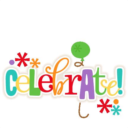 432x432 Free Celebration Clip Art Images
