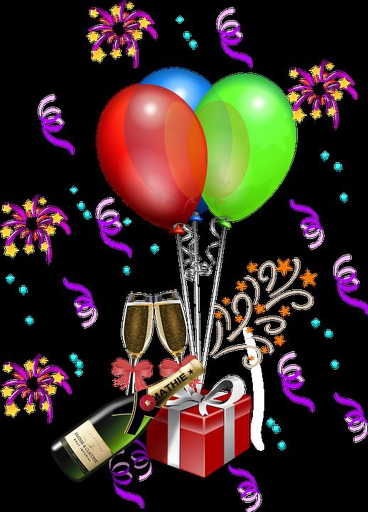 518x720 Free Photo Balloons Celebration Bottle Anniversary Bucket