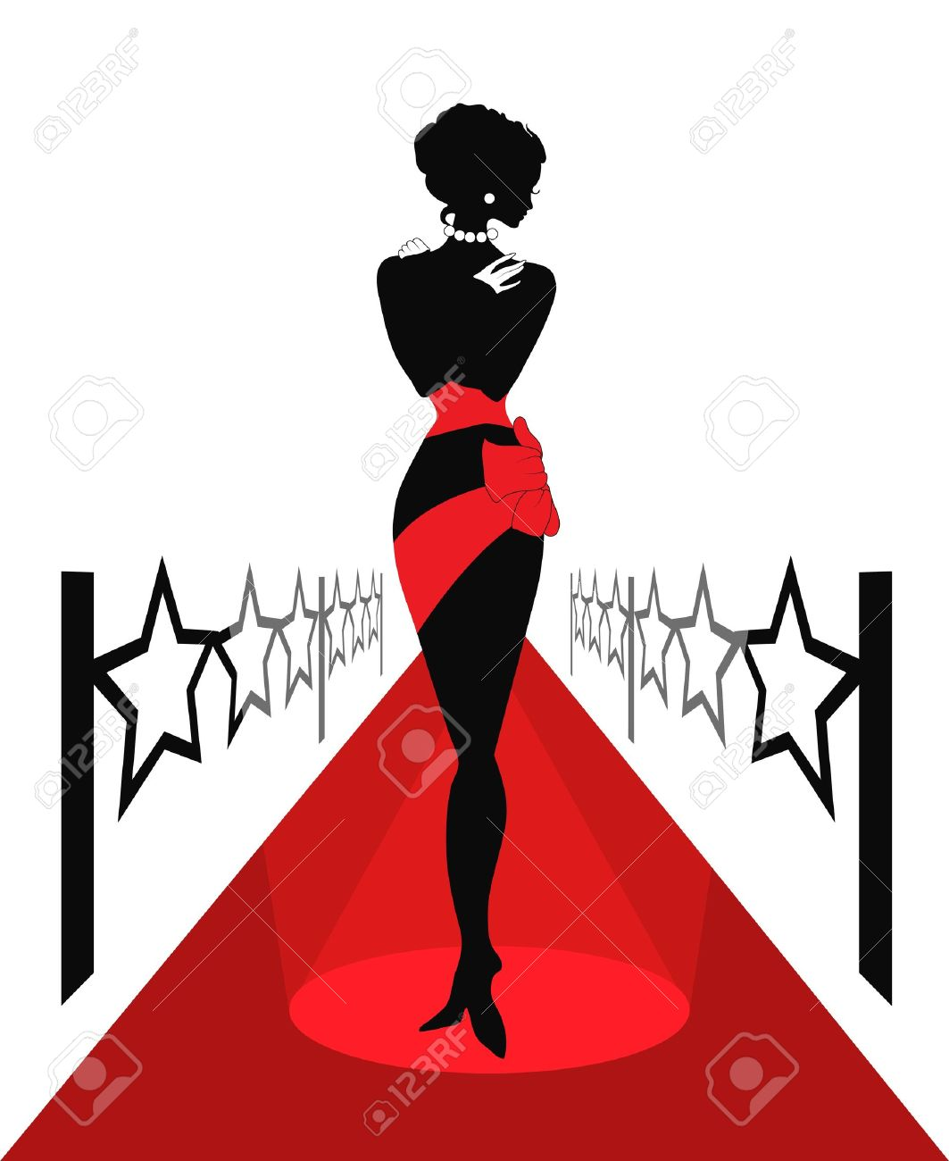 1063x1300 12,149 Celebrity Cliparts, Stock Vector And Royalty Free Celebrity
