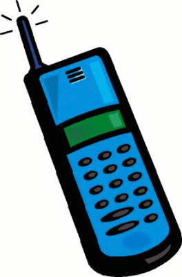 264x400 Cell Phone Clipart