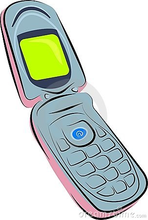 303x450 Cell Phone Clipart Cliparts And Others Art Inspiration