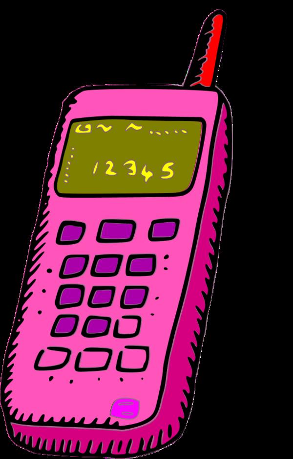 600x938 No Cell Phone Clip Art