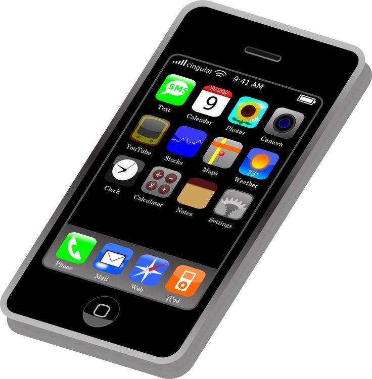 736x751 Phone Clip Art Images Free Clipart Images Clipartcow 2