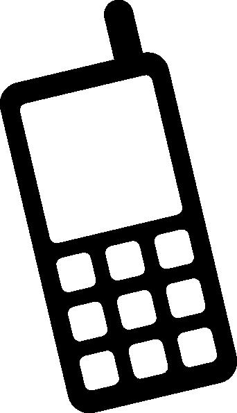 342x595 Icon Mobile Phone Clip Art