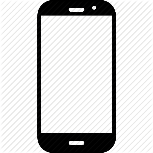 512x512 Mobile Clipart
