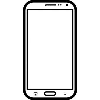 338x338 Samsung Clipart Cell Phone