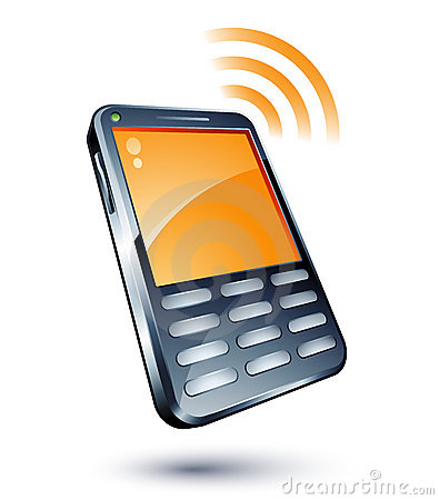 395x450 Cell Phone Images Clip Art