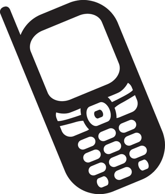 681x800 Mobile Phone Social Studies Clipart, Explore Pictures