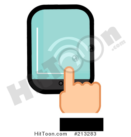 450x470 Cell Phone Clipart