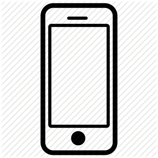 512x512 Cell Phone + Clipart