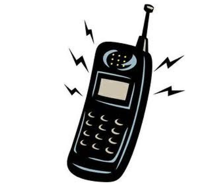 736x618 Cell Phone Ring Clipart