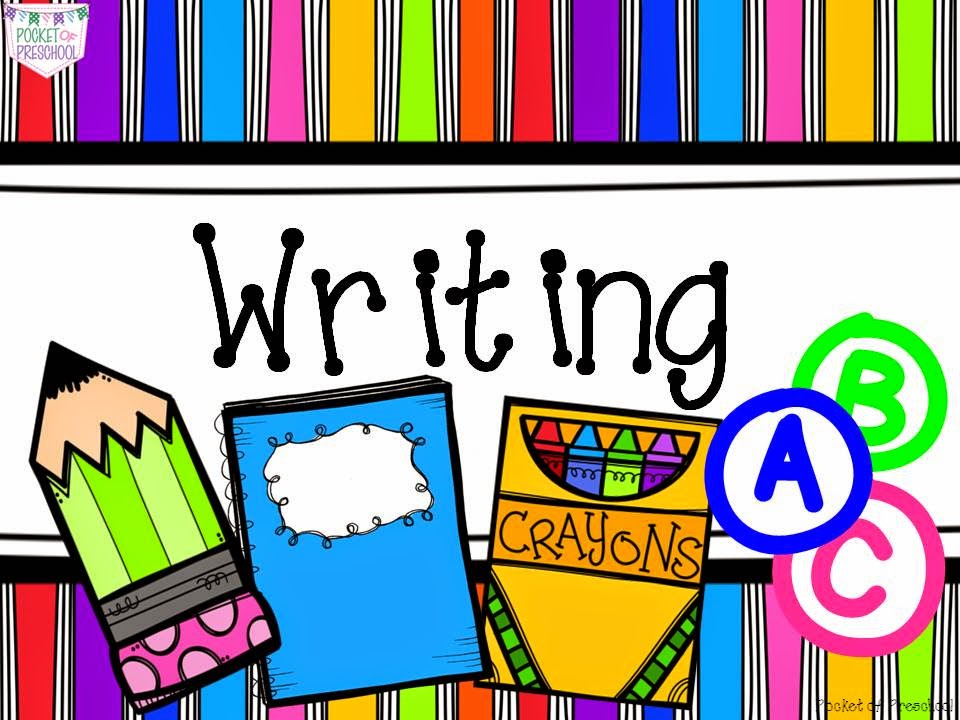 960x720 Cliparts Writing Centers