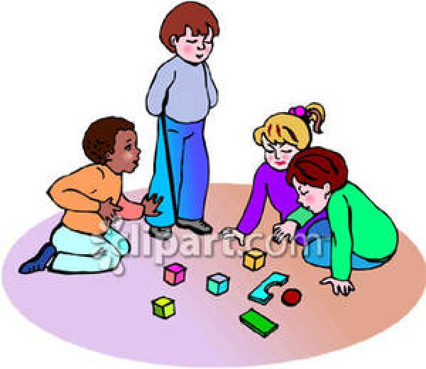 600x520 Toy Clipart Center