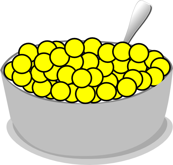 Cereal Clipart