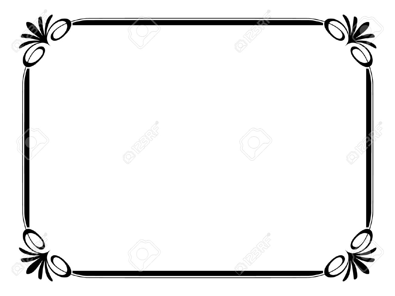 Certificate Borders And Frames Clipart | Free download ...