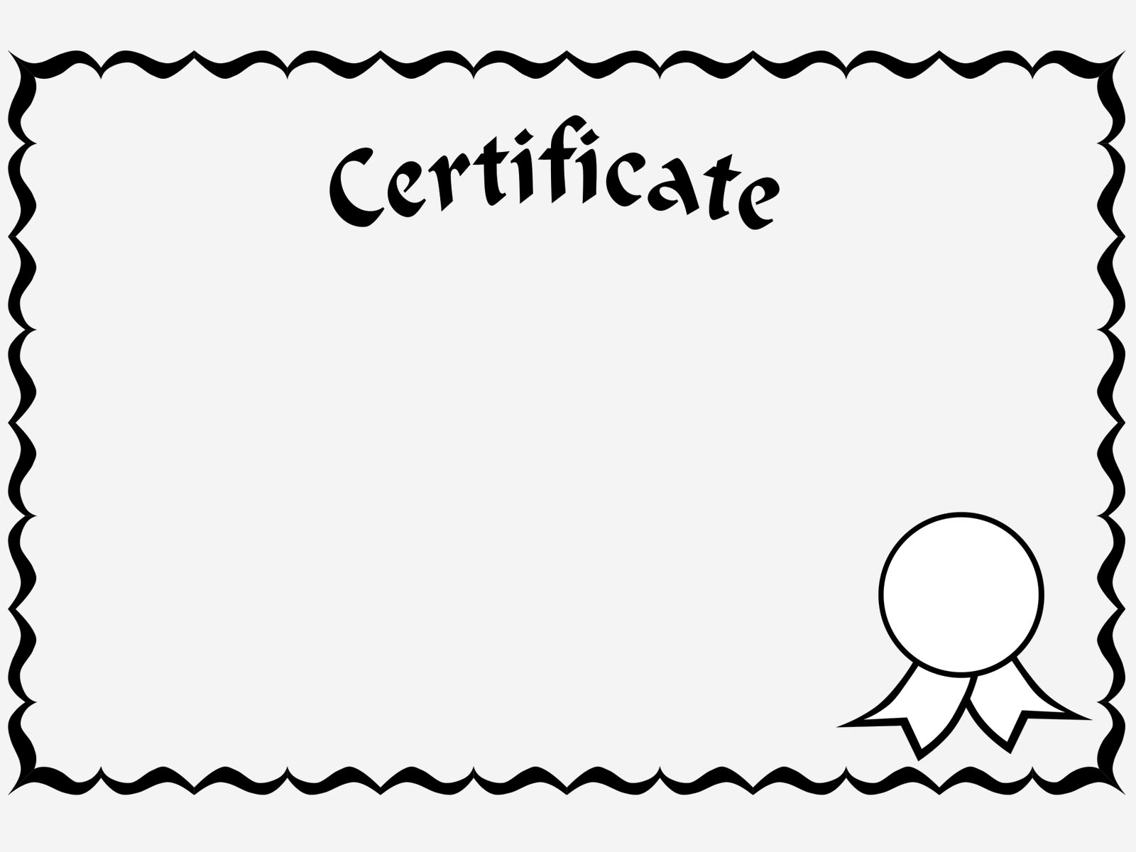 Certificate borders and frames clipart free download best 1600x1200 graduation clipart diploma frame yadclub Gallery