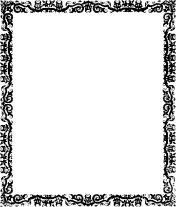 Certificate borders and frames clipart free download best 361x425 celtic borders free clip art 57 yadclub Images