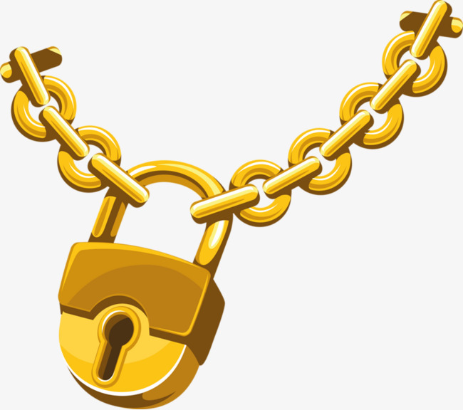 650x576 Gold Chains, Gold, Chain, Lock Png Image For Free Download