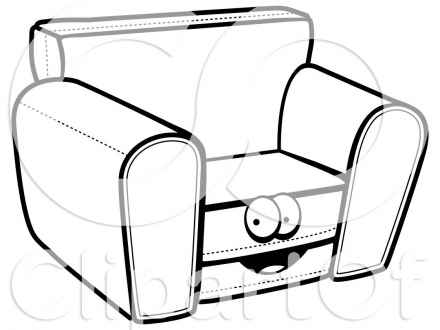 Chair Cartoon Clipart Free Download Best Chair Cartoon Clipart On