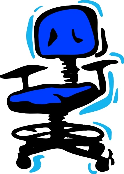 426x597 Office Chair Clip Art Free Vector In Open Office Drawing Svg