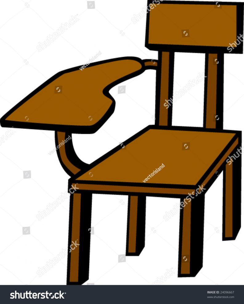 793x987 Furniture Nice School Chairs Clipart Chair 2 Furniture School