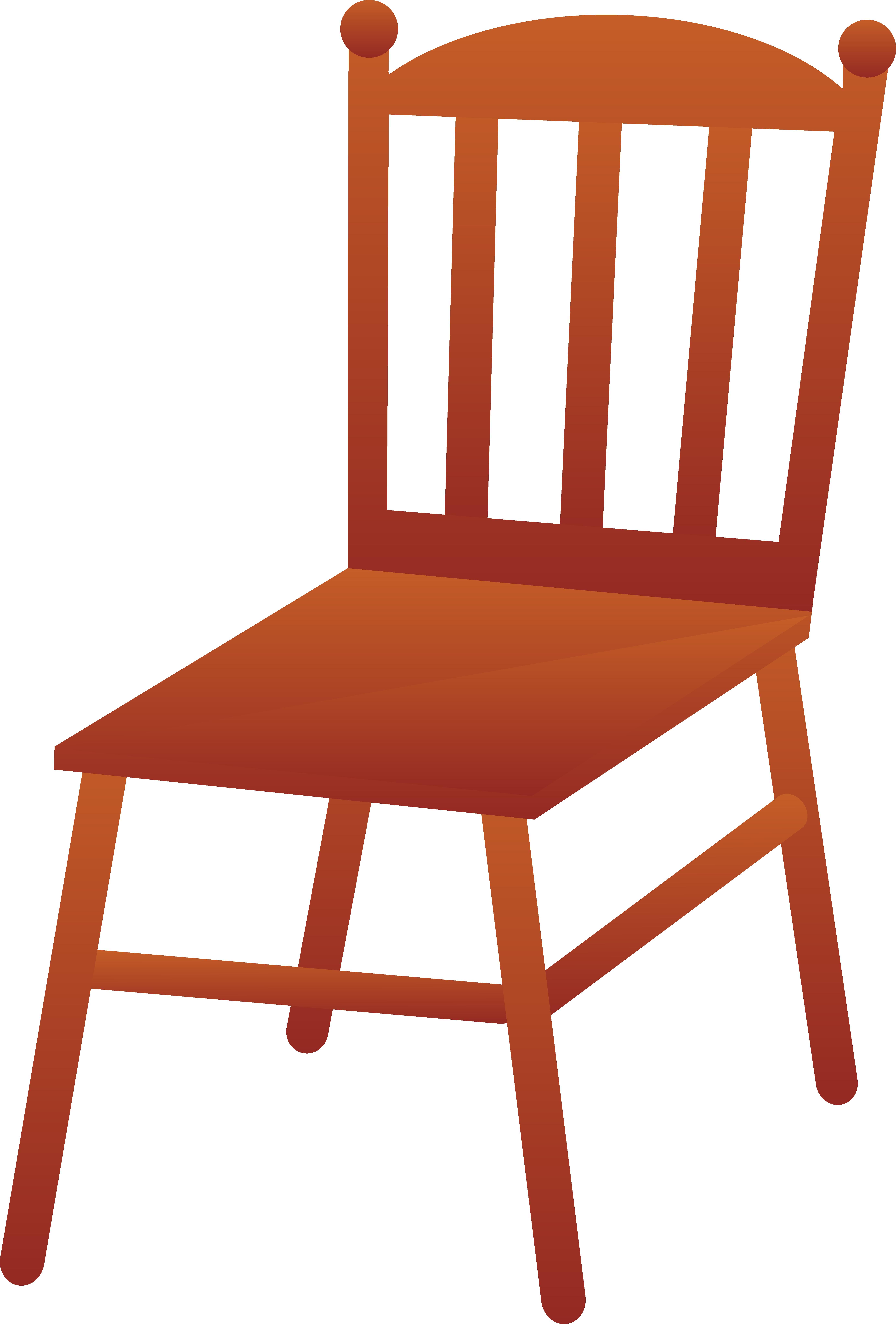 5534x8175 A Chair Clipart