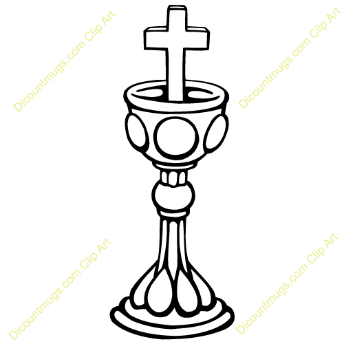 500x500 Chalice Clipart