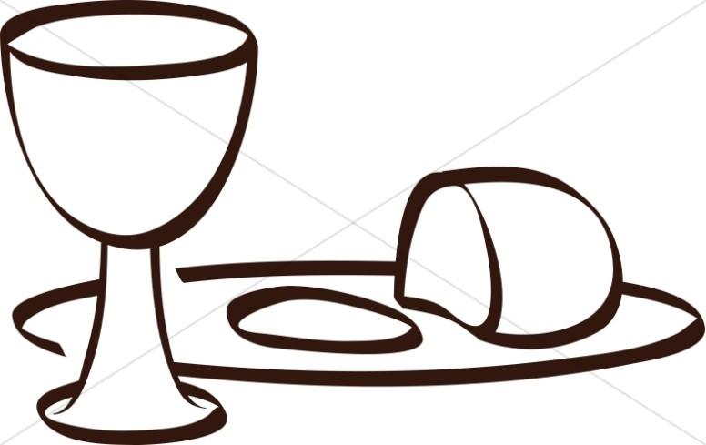 776x489 Grape Clipart Communion Chalice