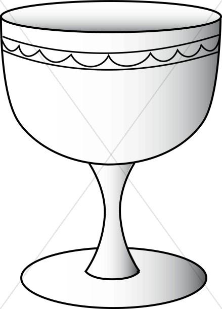 439x612 Greek Communion Chalice Communion Clipart