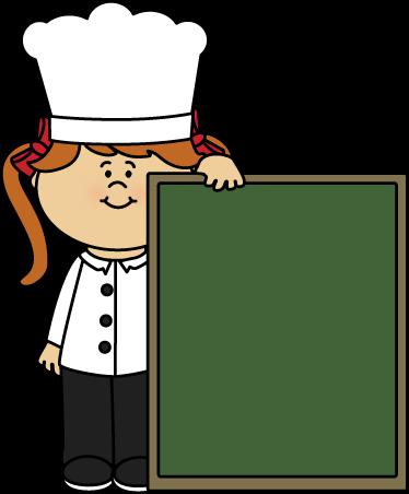 374x452 Chef Clip Art