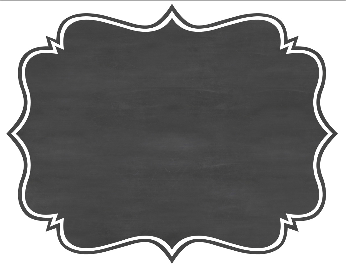 1101x852 Chalkboard Sign Clipart