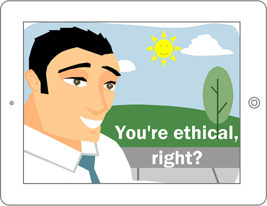 535x413 Here's How Course Designers Are Using Clipart To Design Ethics