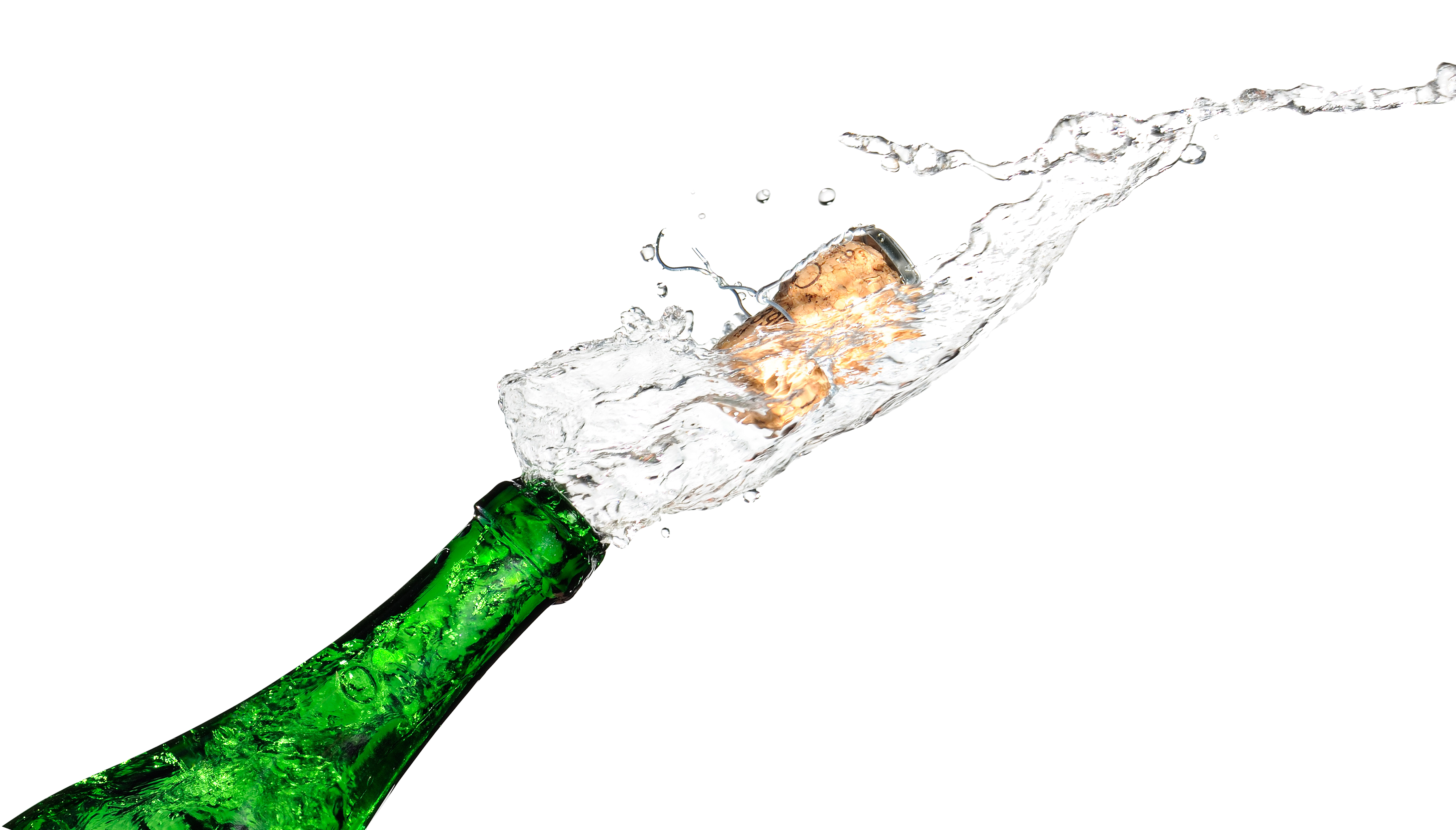 3681x2098 Champagne Popping Png Transparent Png Mart