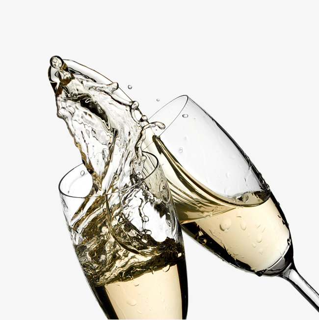 650x651 Free Champagne Glasses Cheers Pull Material, Champagne, Cheers